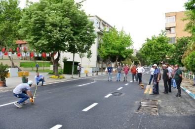 Yazar Mehmet Serez Caddesi Yeni Haliyle Göz Kamaştırıyor