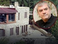 BITEZ - Yılmaz Özdil'in kaçak villası bu karar gereği yıkılacak!