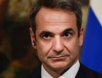BAŞBAKAN - Yunan Başbakan Miçotakis kıvırdı