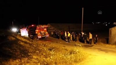 Antalya'da Otluk Alanda Çıkan Yangın Söndürüldü