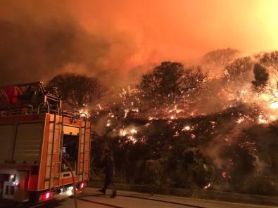 Antalya'nın Kaş İlçesindeki Orman Yangını Kontrol Altına Alındı