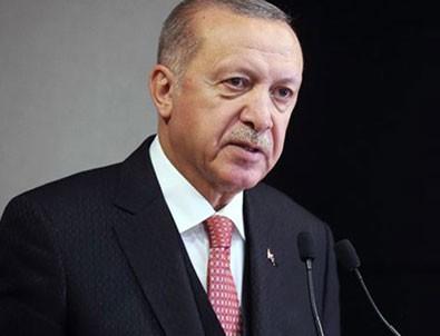 Erdoğan, gençlere böyle seslendi!