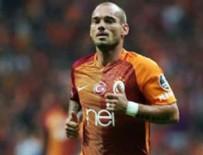 FATİH TERİM - Galatasaray'dan Wesley Sneijder sürprizi!