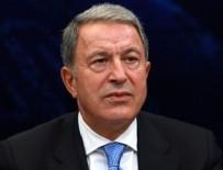 KARA KUVVETLERİ KOMUTANI - Milli Savunma Bakanı Akar'dan Ege'de 'taciz' tepkisi