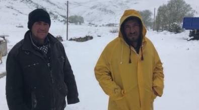 Yaylada Kaybolan 2 Çoban AFAD Ekipleri Tarafından Kurtarıldı
