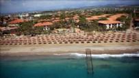 TURİZM SEZONU - Dünyaca ünlü plajda 'deniz keyfi' başlıyor! Hazırlıklar tamam...