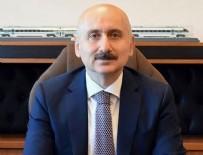 İLETIŞIM - Bakan Karaismailoğlu'ndan iletişimle ilgili açıklama!
