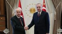 AÇILIŞ TÖRENİ - Beklenen gün geldi! Açılışı Erdoğan ve Bahçeli yapacak...