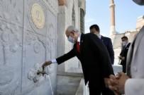 KEMAL KILIÇDAROĞLU - Kemal Kılıçdaroğlu 300 yıllık çeşmenin açılışını yaptı