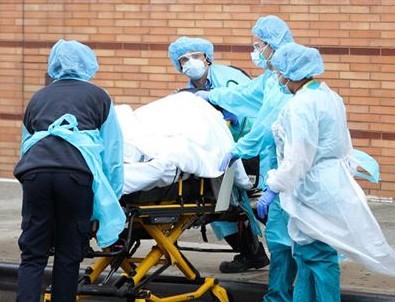 ABD'de Kovid-19'dan ölenlerin sayısı 100 bini aştı
