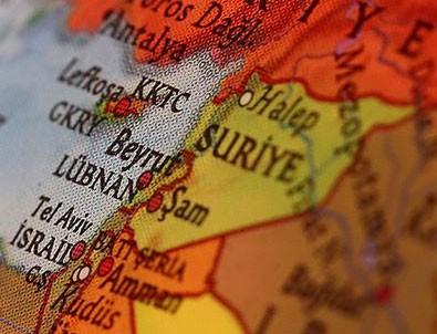 ABD'den Suriye'ye hava savunma sistemi!