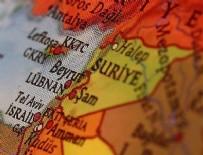 SURİYE - ABD'den Suriye'ye hava savunma sistemi!