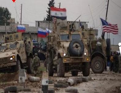 Suriye'de ABD ve Rusya'dan bir ilk!