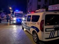 Aksaray'da 2 Grup Arasında Çıkan Kavgada 1 Kişi Yaralandı