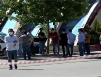 DEVLET HASTANESİ - Çalışan koronadan öldü! Market karantinada