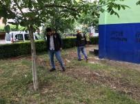 DEVLET HASTANESİ - Pompalı tüfekli saldırı kamerada!
