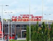 İSTANBUL ÜNIVERSITESI - Salgın hastanesine anlamlı isim!