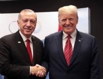BEYAZ SARAY - Trump'tan beklenmedik Türkiye açıklaması!