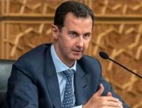 SURİYE - Esed rejimine yönelik yaptırımlar uzatıldı!