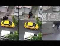 SURİYE - Taksici doğum yapan kadını araçtan attı!