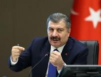 SAĞLıK BAKANı - Bakan Koca'dan flaş açıklama! Türkiye'de koronavirüsten ölüm oranı yüzde...