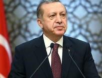 PEYGAMBER - Cumhurbaşkanı Erdoğan: yeni dönemin müjdecisi olmasını temenni ediyorum