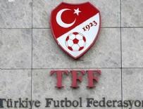 TÜRKIYE KUPASı - TFF'den kritik açıklama!
