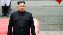 GÜNEY KORE - 'Kim Jong yaşıyor' haberinin ardından ilk gerilim! Sınırdan ateş açıldı