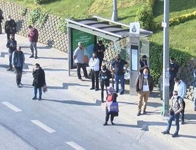 İstanbullunun ulaşım çilesi bitmek bilmiyor!