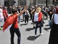 İTALYA - İtalya'da 'turuncu yelekliler' hükümeti protesto etti