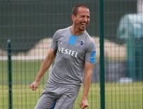 İMZA TÖRENİ - Joao Pereira Trabzonspor'da kaldı