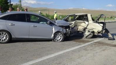 Kahramanmaraş'ta Trafik Kazası Açıklaması 8 Yaralı