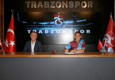 Trabzonspor, Pereira'nın Sözleşmesini Uzattı