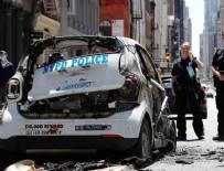 POLİS MEMURU - ABD'de sular durulmuyor!