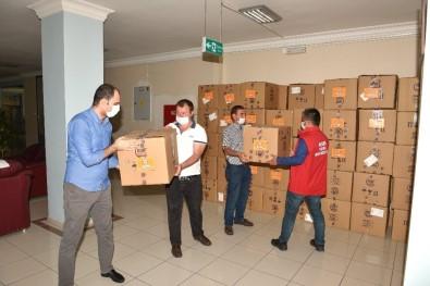 Adana'da Kamu Görevlisine 500 Bin Maske