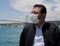 MEHMET EMİN BİRPINAR - AK Parti'nin başlattığı bir projeyi daha sahiplendi