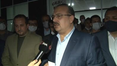 Bursa Valisi Yakup Canbolat'tan Olaylarla İlgili Açıklama