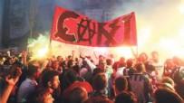 GEZİ PARKI - Beşiktaş'lı Çarşı grubu ABD'de sokağa indi!