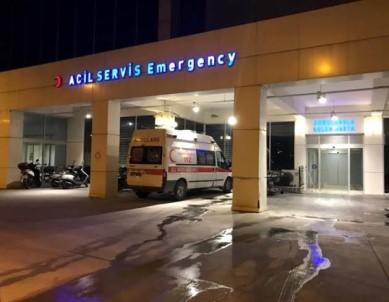 Polisten Kaçan Şüpheliyi Apartman Sakini Pompalı Tüfek İle Vurdu