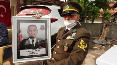 Şehit Binbaşının Emekli Astsubay Babası Açıklaması 'Bugün Benim Bayramım'