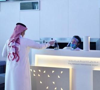 Suudi Arabistan'da Kral Abdülaziz Uluslararası Havalimanı Yeniden Açıldı