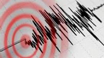 KıBRıS - Akdeniz'de bir deprem daha! Büyüklüğü...