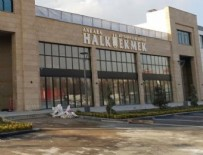 ANKARA BÜYÜKŞEHİR BELEDİYESİ - Ankara Halk Ekmek'te korona paniği!
