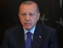 KABİNE TOPLANTISI - Erdoğan'dan CHP'ye tepki!