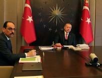 HUBER KÖŞKÜ - Toplantı başladı! Erdoğan açıklama yapacak...