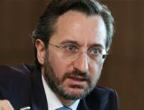 RAGIP ZARAKOLU - Fahrettin Altun'dan darbe ve idam tehdidi içeren yazıya suç duyurusu