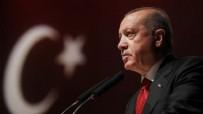 BASIN ÖZGÜRLÜĞÜ - Cumhurbaşkanı Erdoğan skandal yazı hakkında suç duyurusunda bulundu