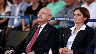 Kılıçdaroğlu skandalların insanı Canan Kaftancıoğlu'nun kulağını çekti