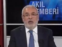PARTİLİ CUMHURBAŞKANI - Mehmet metiner'den tokat gibi cevaplar!