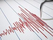 BOĞAZIÇI ÜNIVERSITESI - Korkutan deprem! İki ilde hissedildi!